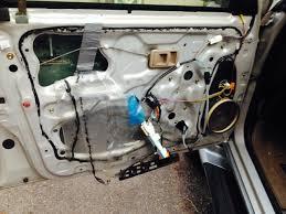 replace power window motor