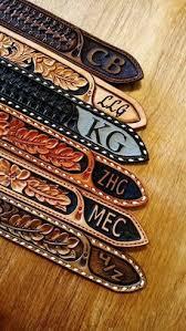 new home handmade leather belt