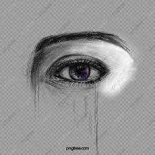 دموع العيون عين دمعة رمشة عين Png وملف Psd للتحميل مجانا