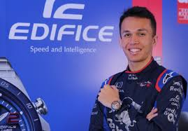 An Exclusive Interview with Alexander Albon - LWQP