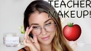 teacher makeup beauty banter
