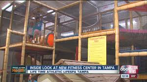 lifetime athletic and lifespa in ta