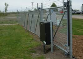 Commercial Chain Link Fence Gates American Fence Company