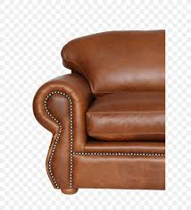 club chair leather caramel color brown