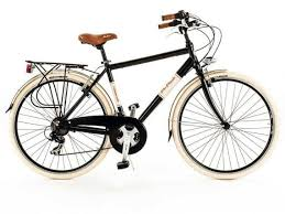 via veneto 605a bicycle for man in aluminum