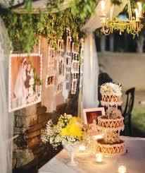 40th wedding anniversary backyard