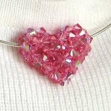 62 best puffy crystal heart tutorials