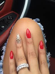 25 best red nail designs best nail