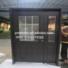 entry door glass inserts oval glass