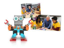 Robot giáo dục khai phá trí thông minh của trẻ - SaoExpress