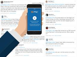 pnc customers can t access venmo third