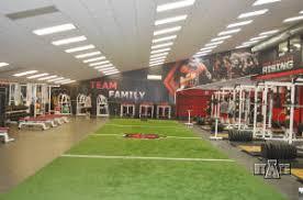 Boe and Myrna Adams Strength and Conditioning Center - Arkansas ...