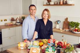 Dean Brown and wife Hillary Graves serve their Little Dish meals to America  | Business | The Sunday Times