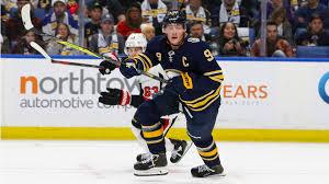 Buffalo Sabres star Jack Eichel scores four goals, reminds hockey ...
