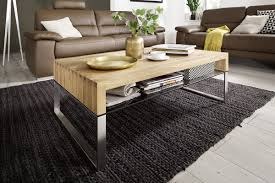 Hilary - wood oak coffee table | Narrow coffee table, Contemporary coffee  table, Coffee table rectangle