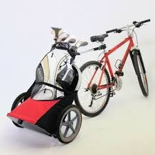 golf cart bicycle trailer wike the