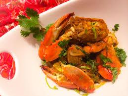Crab Recheado