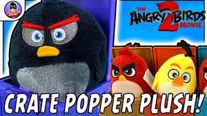 Angry Birds Movie 2 | Crate Popper Plushies!