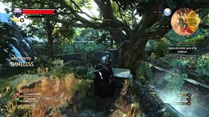 the witcher 3 nameless how to explore