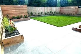 patio backyard walkway stepping stones