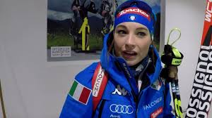 Dorothea Wierer before IBU WORLD CHAMPIONSHIPS BIATHLON 2017 - YouTube