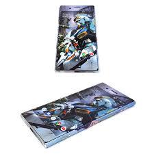 Pop Skin Elaborate Skin Decal Sticker For Sony Xperia Xz Premium Gundam Design Ebay