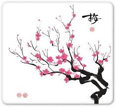 Amazon Com Ak Wall Art Cherry Blossoms Vinyl Sticker Car Phone Helmet Select Size Automotive
