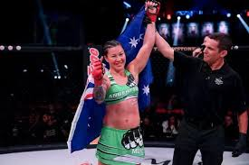 Arlene Blencowe Isn't Looking Past Leslie Smith at Bellator 233