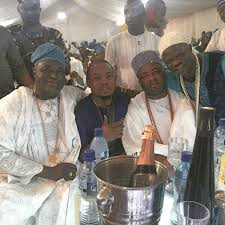 IBILE: Olamide Balls With Olofa of Offa, Oba Elegushi & More Kings ...