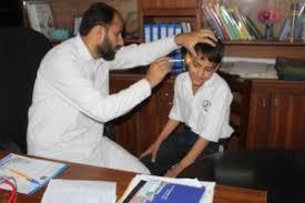 Dr. Abdullah Rashid, Children Specialist, visited Parwarish Home. –  PARWARISH