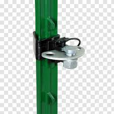 Electric Fence Gate Steel Post Wire Insulator Transparent Png