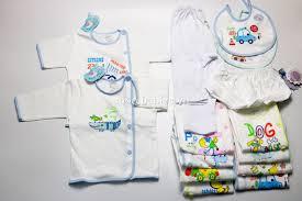 Bộ đồ sơ sinh với 10 áo, 4 quần và 2 yếm cao cấp(Có thể làm quà ...
