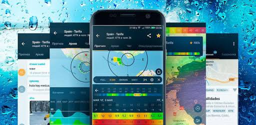 WINDY: wind & weather forecast v4.2.26 [Pro] APK