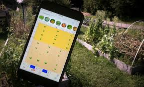 6 gardening apps for planning your