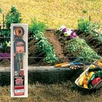 Ss 2k Electric Fence Garden Protection Kit Battery Powered Backyard Chickens Learn How To Raise Chickens