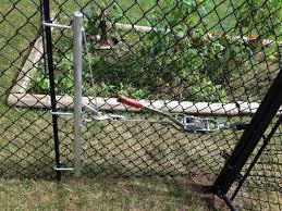 Use Come Along Tool To Stretch Chain Link Fence