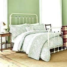 grey and lime green bedding sets