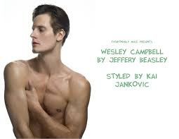 EXCLUSIVE FOR FASHIONABLY MALE WESLEY CAMPBELL BY JEFFERY BEASLEY ...