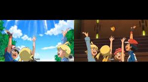 Pokemon XY - Episode 3 vs Episode 67 - YouTube