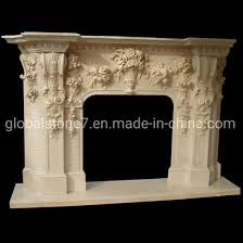china marble carving indoor stone
