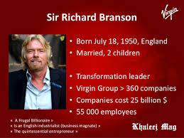 sir richard branson quotes khaleej mag news and stories