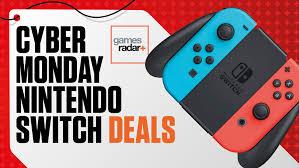 Nintendo Switch Cyber Week deals 2019