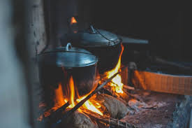 wood stove fire starter make your own