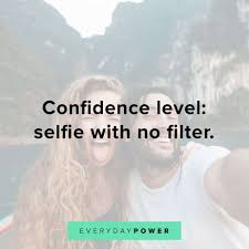 selfie quotes and captions for social media expression