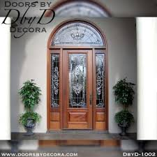 residential doors crafted by artisans