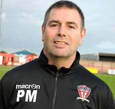 Witton Albion coach Paul Moore praises part played by goalkeeper ...