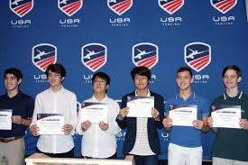 Usa Fencing Names 2018 19 All American Team