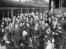 The Evacuated Children Of The Second World War | Imperial War Museums