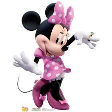 14 Minnie Mouse PSD Images - Minnie Mouse Cardboard Cutout, Minnie ...