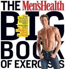 men s health big book of exercises by